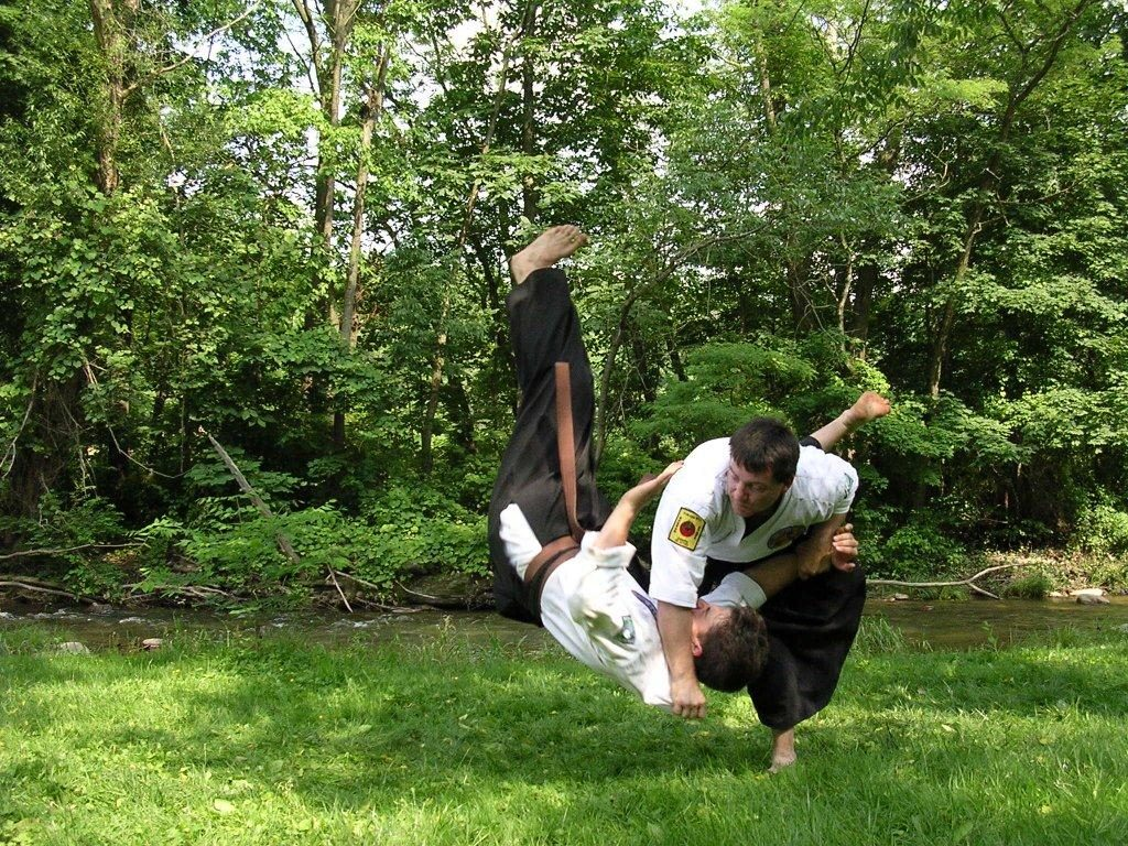 Disciplines Creek Throw Lehigh Fukasa-Kai Martial Arts